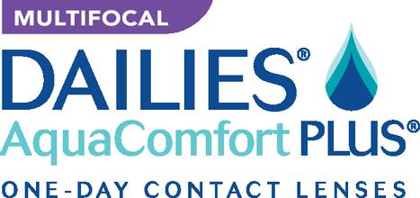 logo-Meer over DAILIES® AquaComfort PLUS® Multifocal lenzen